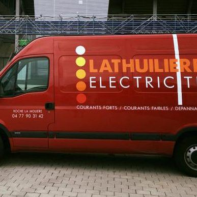 Lathuilière Electricité - Saint-Etienne